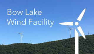 blow lake wind facility